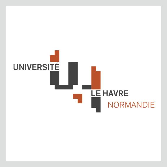 Logo de l'université Le Havre Normandie
