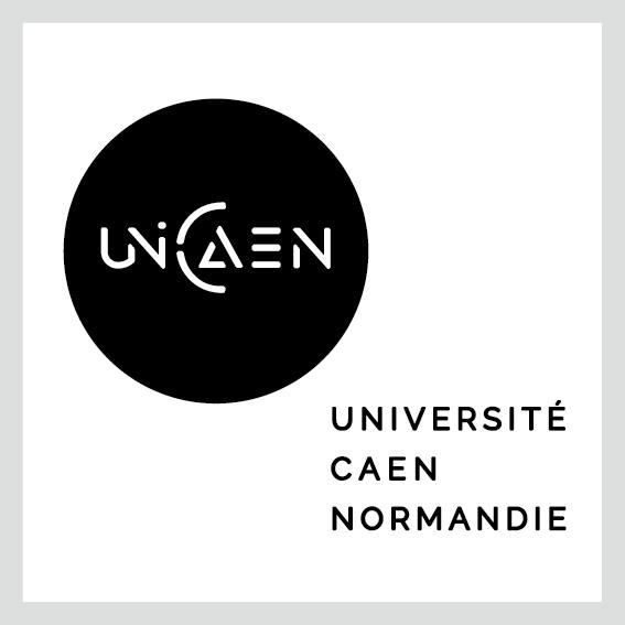 Logo de l'université de Caen Normandie